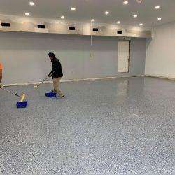 Ceramic work and epoxy floors14